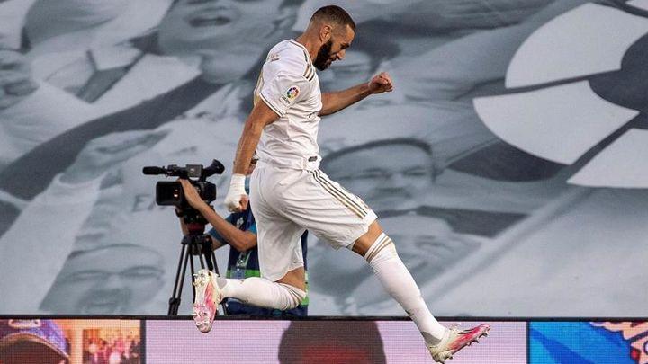 Así narramos los goles de Benzema que certificaron LaLiga