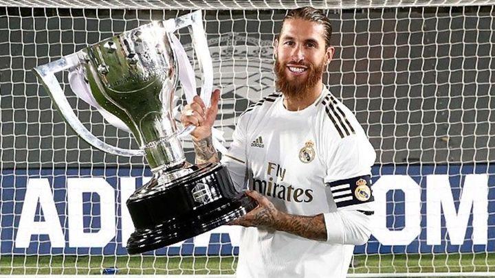 """Ramos: """"Esta Liga tiene mucho mérito, a pesar de lo que puedan decir"""""""