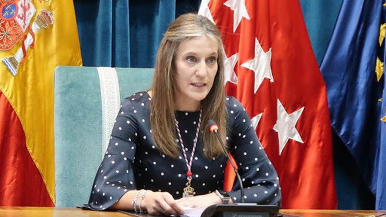 """Carlota López Esteban, Alcaldesa San Lorenzo El Escorial: """"Los vecinos están teniendo una actitud modélica"""""""