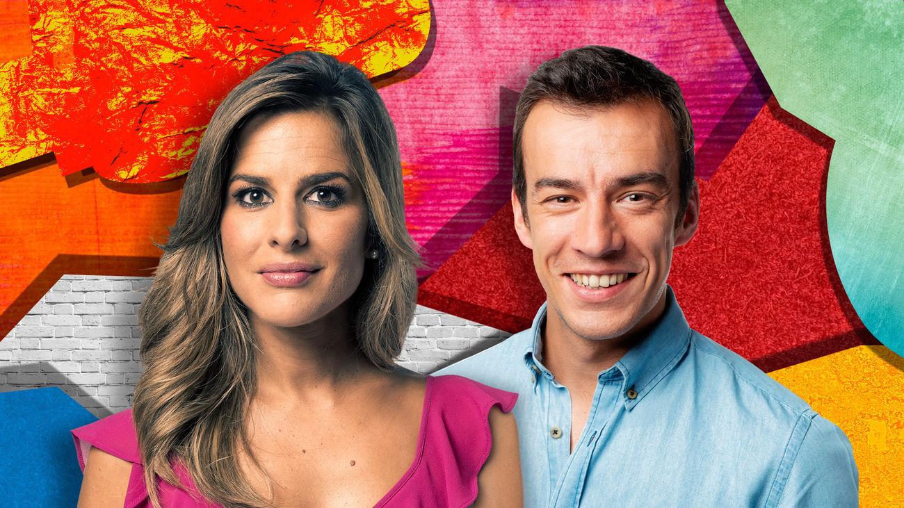 Jose Luis Vidal y María Gracia presentan Juntos