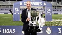 """Zidane: """"10 victorias en 10 partidos tras el confinamiento es increíble"""""""