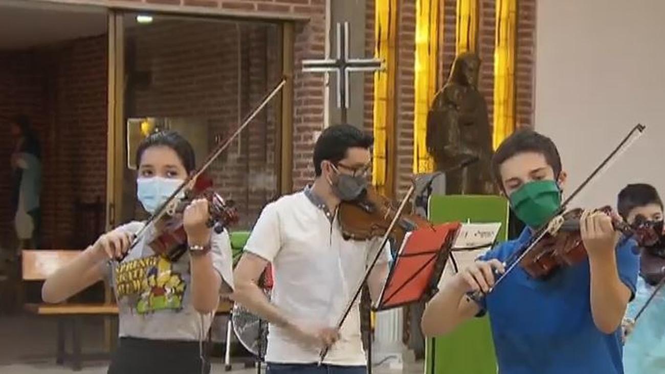Acción Social  por la Música impulsa la igualdad de oportunidades entre los jóvenes con  'Camerata Tetuán'