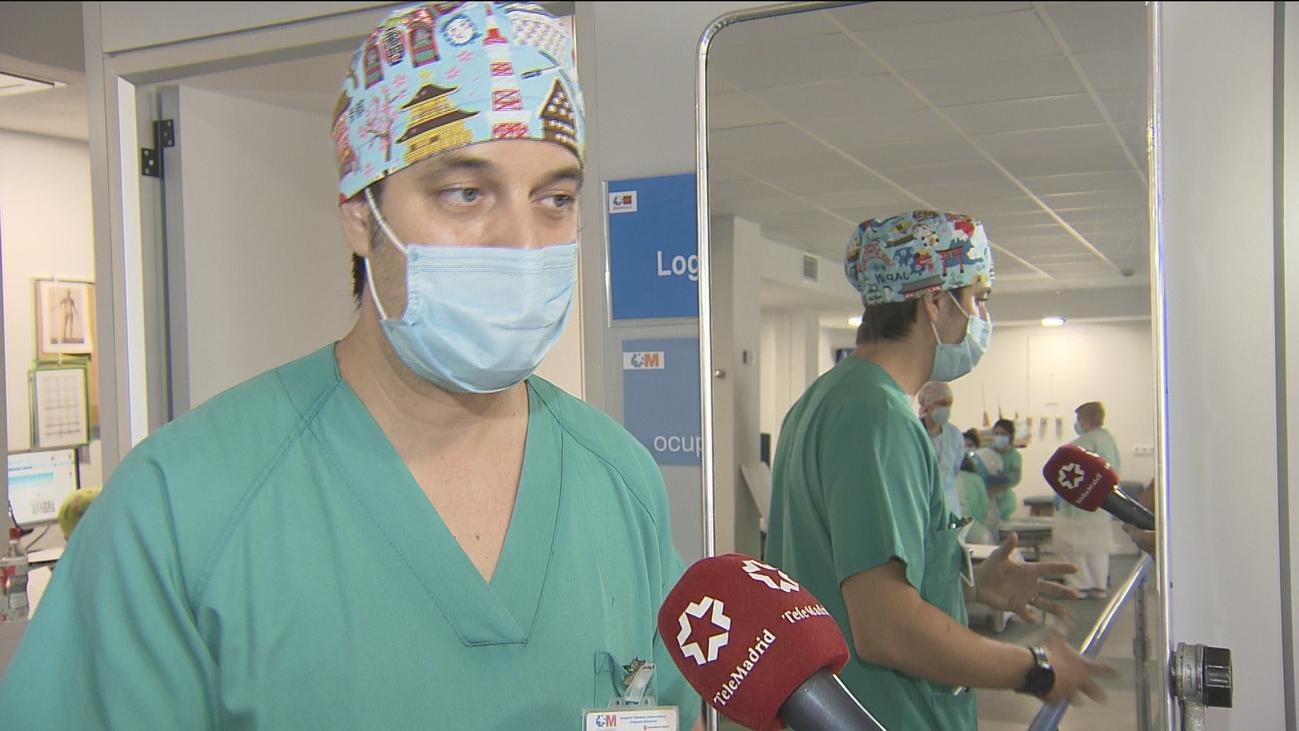 Así es la atención post-covid en el hospital Gregorio Marañón