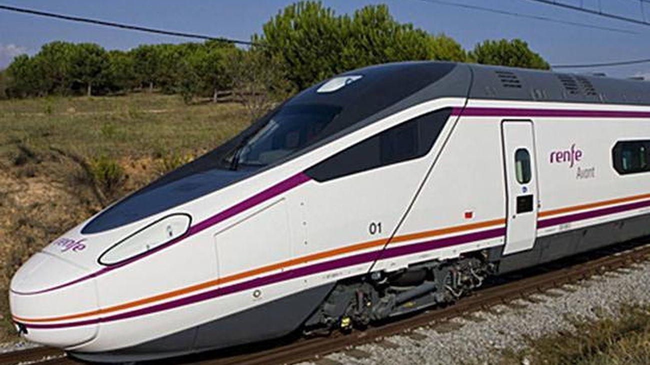 Evacuados 15 pasajeros de un tren de Cercanías en Tarragona tras un incendio en el convoy