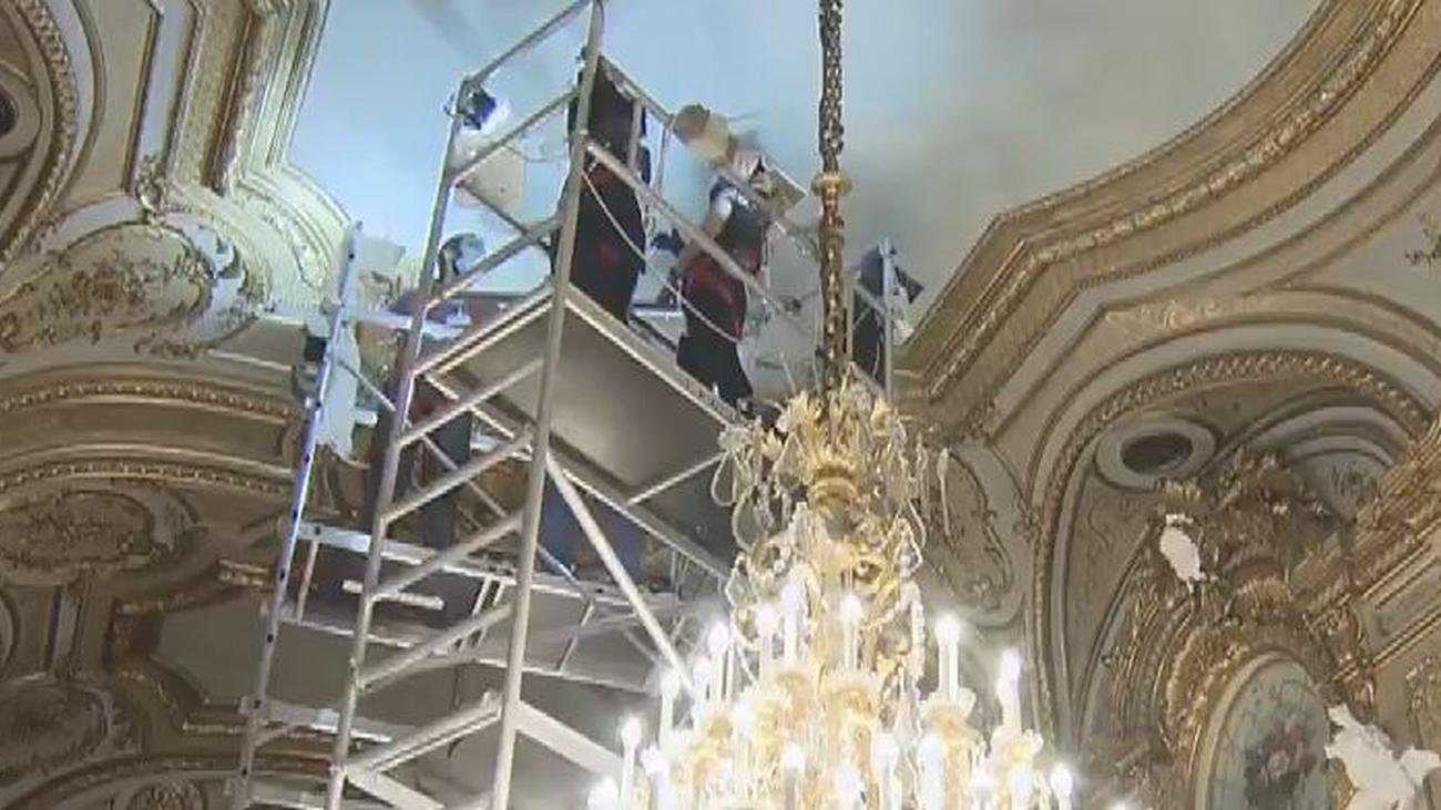El Palacio de Fernán Núñez abre sus puertas a jóvenes restauradores