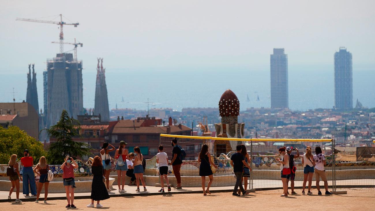 Se activan las restricciones en Barcelona, donde hay transmisión comunitaria