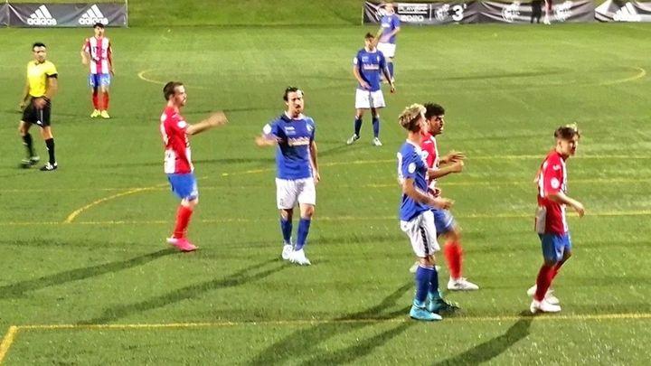 1-1 El Navalcarnero deja fuera al Alcalá en los play off  de ascenso a 2ªB