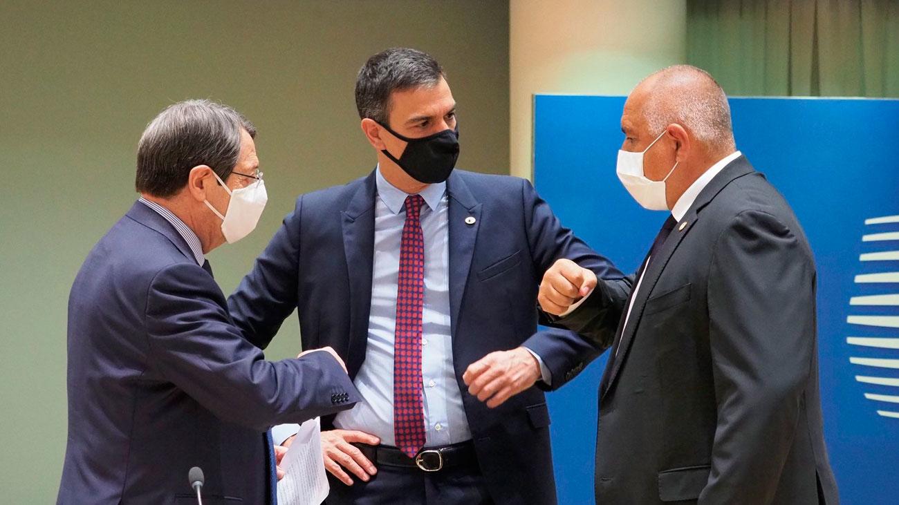 Cauto optimismo entre los líderes europeos  en la cumbre sobre  plan de recuperación