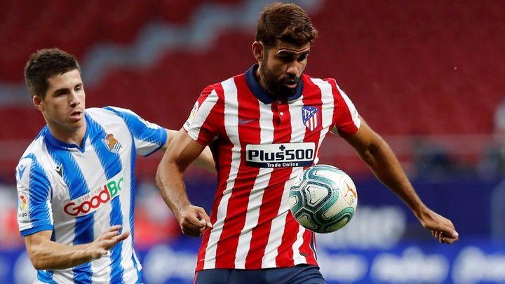 1-1. El Atlético acaba tercero tras empatar con la Real Sociedad