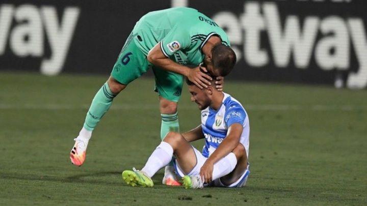 2-2. Un gol le faltó al Leganés para conseguir el milagro de la permanencia