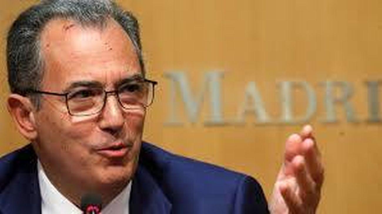 Enrique Ossorio, consejero de Educación y Juventud de la Comunidad de Madrid