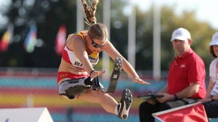 """Desirée Vila, atleta paralímpica: """"A nivel psicológico me ayudó mucho la fortaleza que yo tenía como deportista"""""""