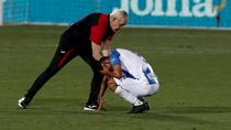 """Aguirre: """"Es una pena, los jugadores entregaron lo que tenían"""""""