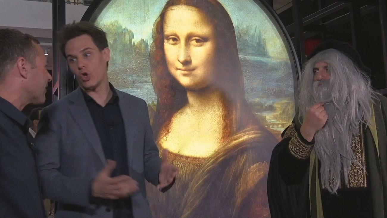 La brújula del tiempo: 'La ruta de Leonardo Da Vinci'