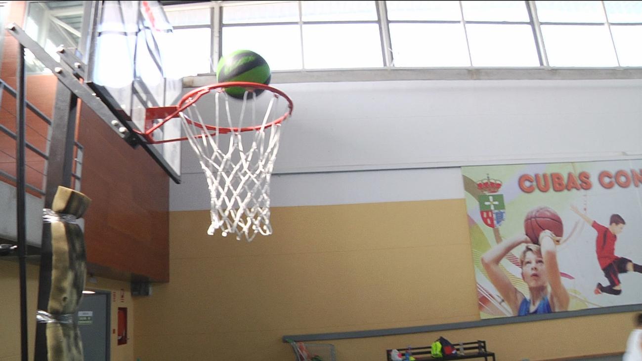 Clases gratuitas de baloncesto y judo en Cubas de la Sagra