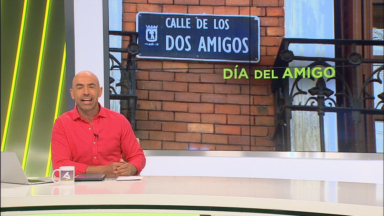 La historia que se esconde en la calle de los Dos Amigos de Madrid