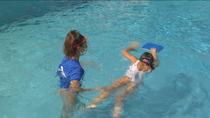 Se dispara la demanda de clases de natación a domicilio en Madrid