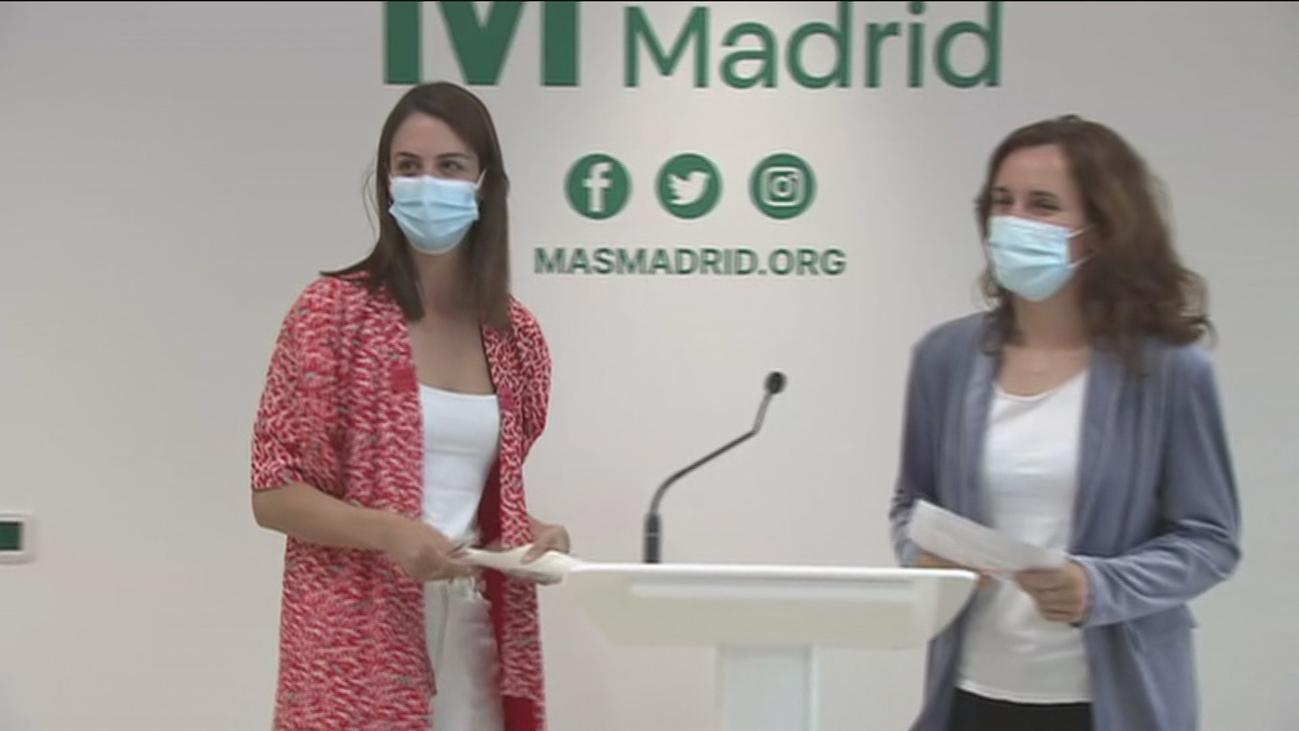 """Más Madrid promete no ser un partido """"vertical"""""""