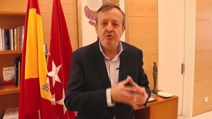 Reyero presenta su dimisión como consejero de Políticas Sociales