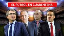 Los jugadores del Fuenlabrada, aislados en un hotel de La Coruña