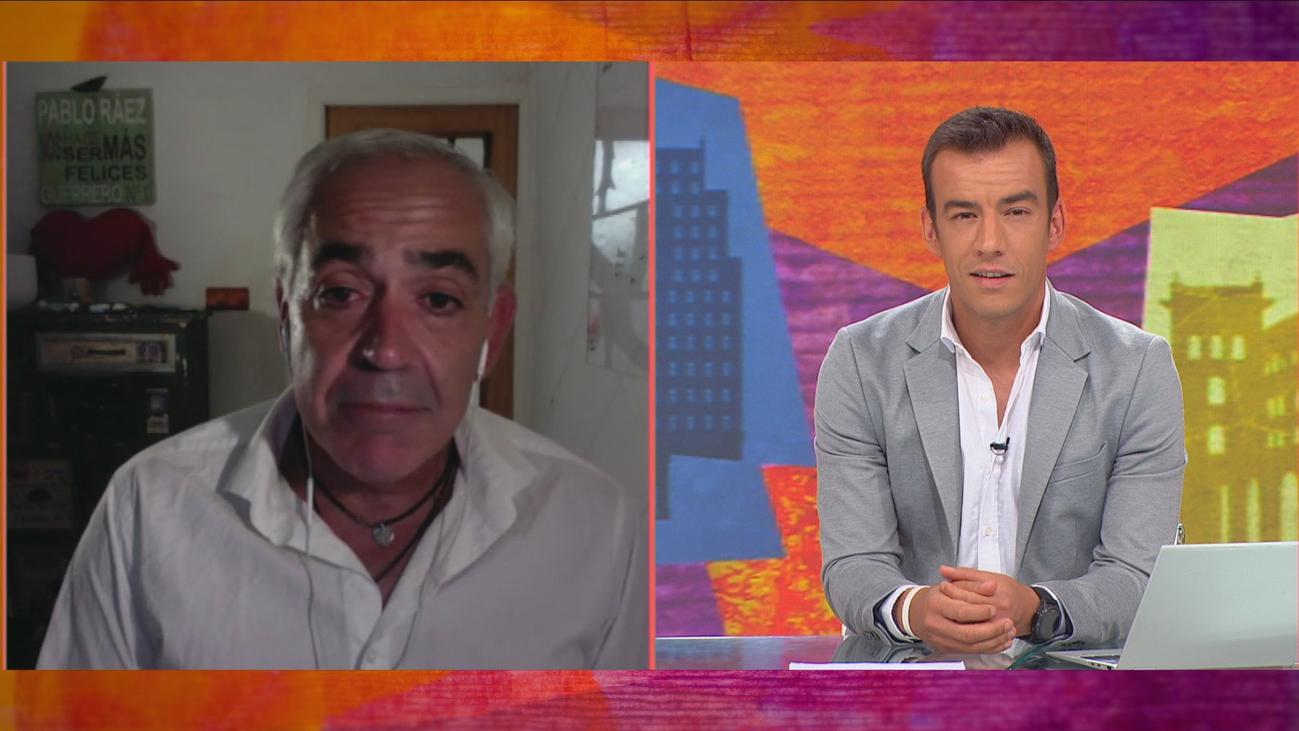 """Paco Ráez, sobre el mensaje de David Díez antes de morir:""""Tenemos que librarnos del miedo"""""""