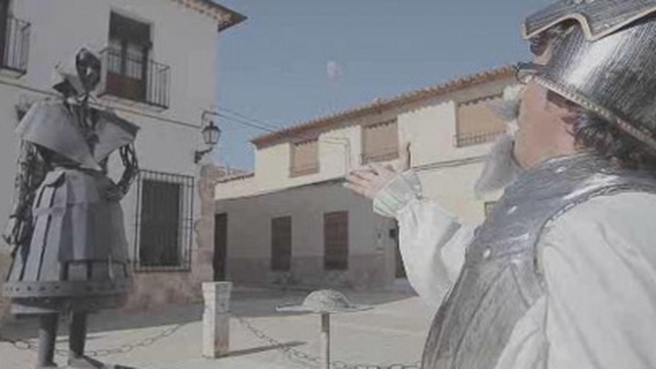 La brújula del tiempo: La Ruta de Don Quijote