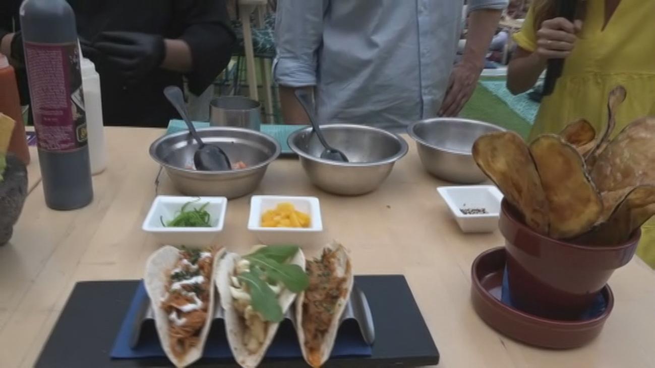 Un oasis culinario en pleno centro de Madrid