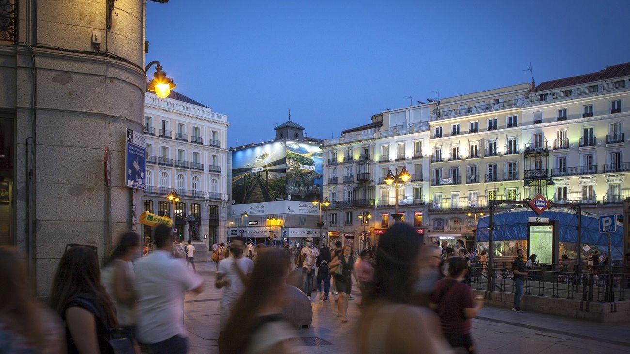 La Comunidad recibe un 93% menos de turistas internacionales en septiembre