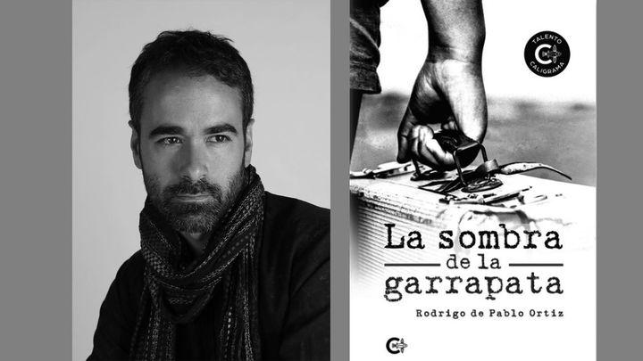 Rodrigo de Pablo nos presenta su primera novela 'La sombra de la garrapata'