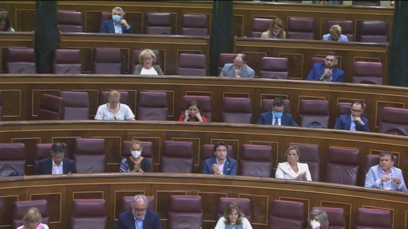 ¿Están dando ejemplo nuestros políticos sobre el uso de la mascarilla?
