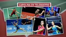 """Carolina Marín:  """"Me imagino volviendo a conseguir el oro olímpico"""""""