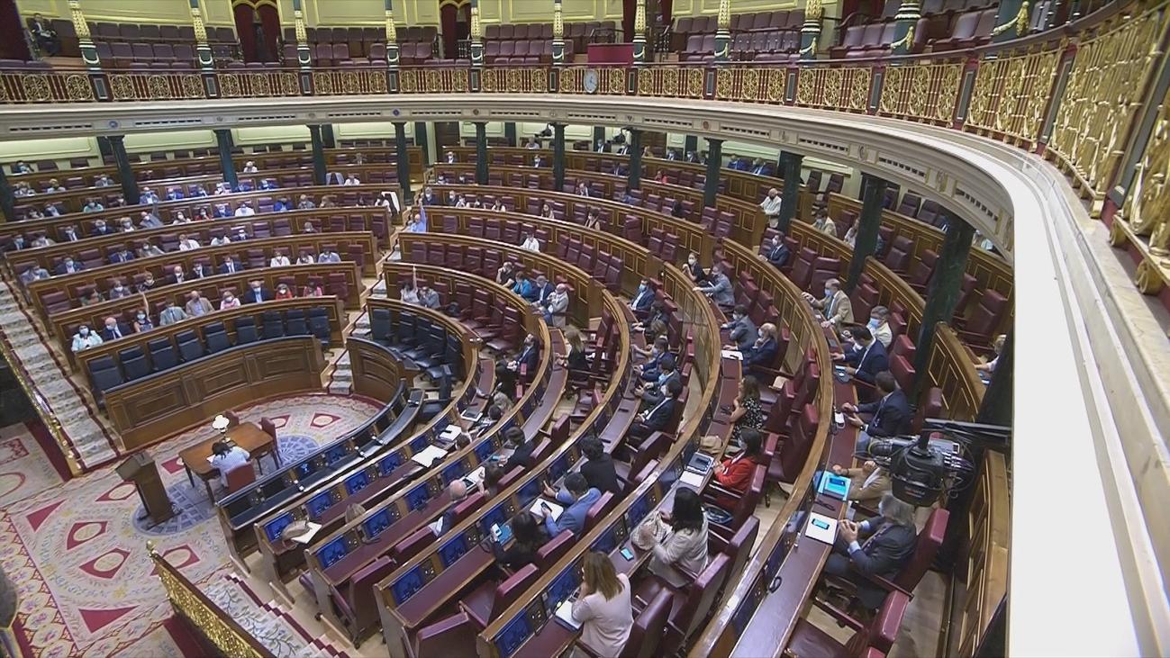 El Congreso rechaza las propuestas sociales del dictamen para la reconstrucción