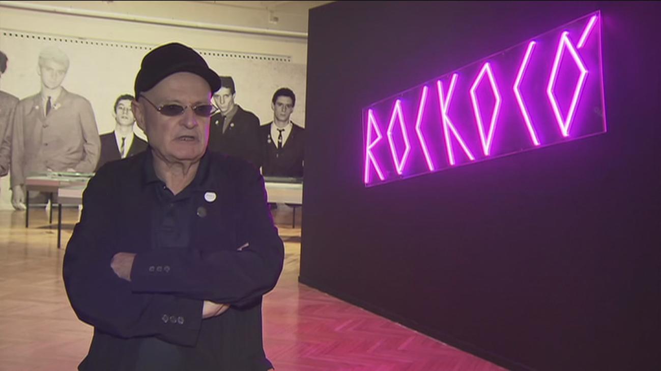 'La primera movida', una exposición de Miguel Trillo en el Círculo de Bellas Artes