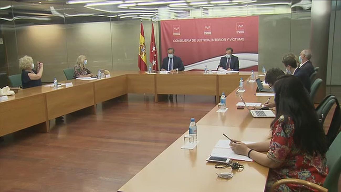 Las denuncias por maltrato aumentaron en Madrid durante el confinamiento hasta casi 10.000