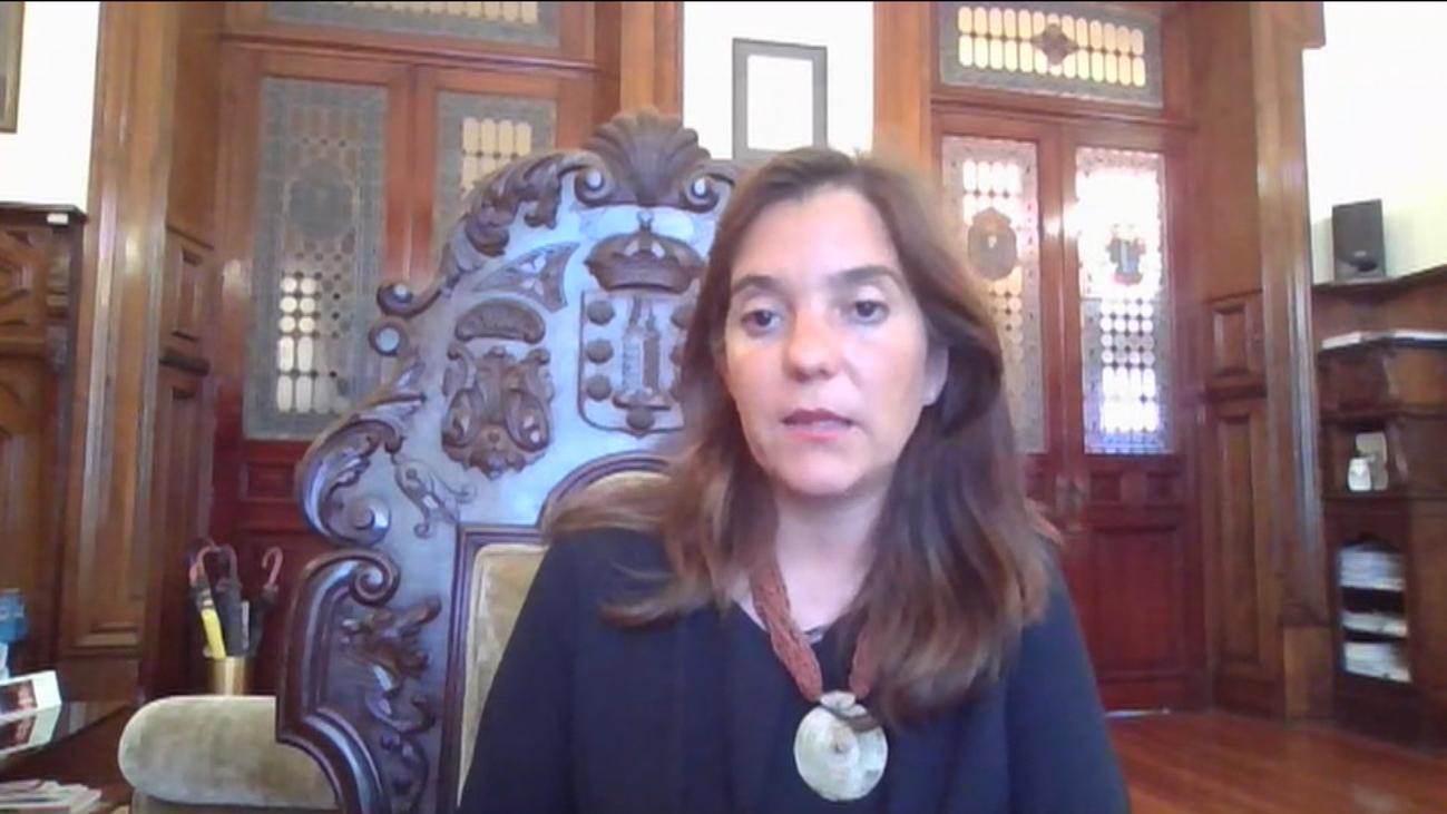 La alcaldesa de La Coruña llevará este jueves a la Fiscalía el 'caso Fuenlabrada'