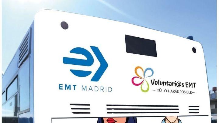 Un autobús solidario recogerá productos de higiene en La Vaguada este sábado