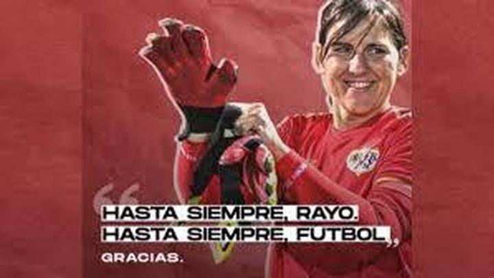 Ali, la capitana del Rayo Femenino, se despide en Onda Madrid