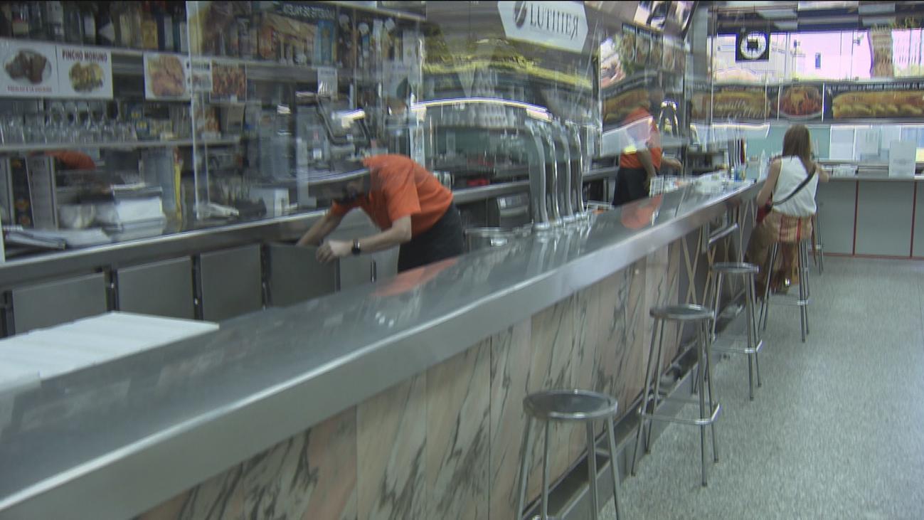 El 60% de los bares sin terraza del centro de Madrid cerrará si no hay medidas urgentes