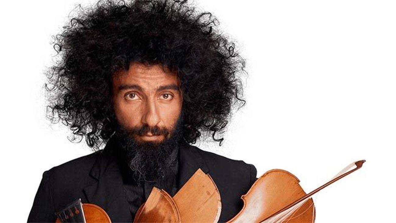 Músico  Ara Malikian