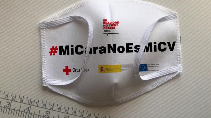 Cruz Roja impulsa la campaña #MicaranoesmiCV