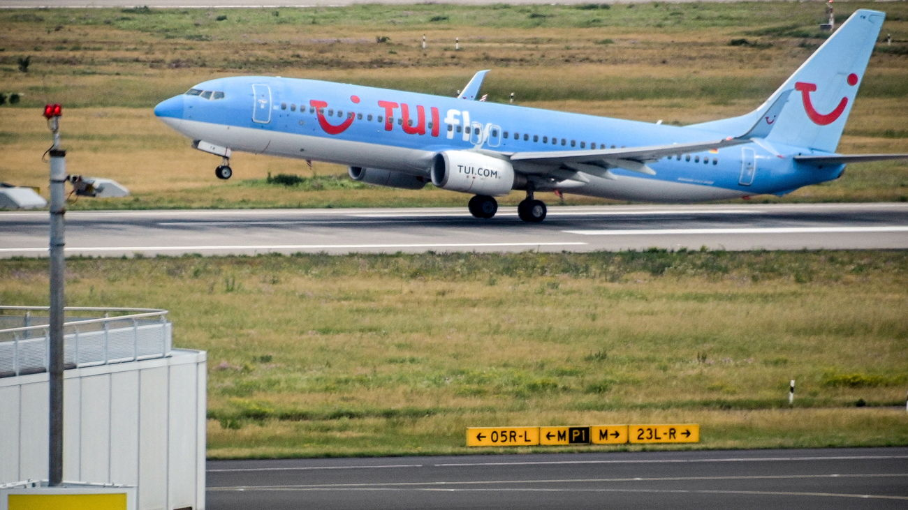 TUI suspende sus paquetes a España hasta el 9 de agosto