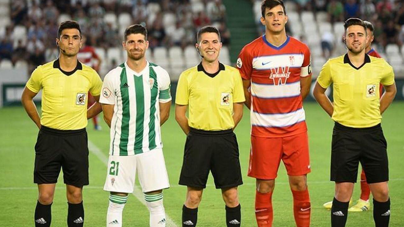 Un árbitro de Madrid que dará que hablar en la Segunda División