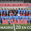 LaLiga anuncia que el Fuenlabrada renuncia al play off, el club lo niega y los jugadores se rebelan