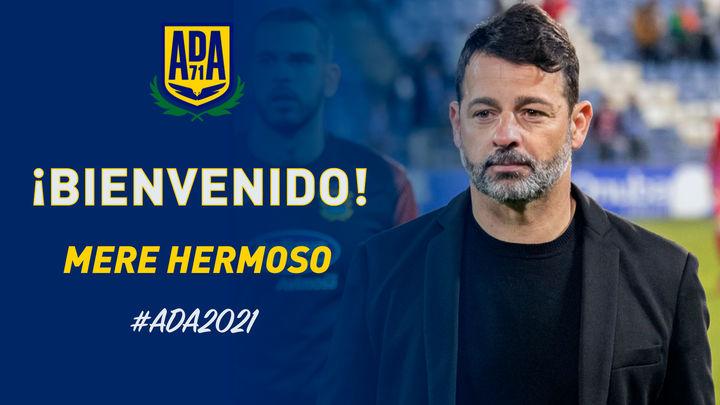Mere Hermoso, nuevo entrenador del  Alcorcón