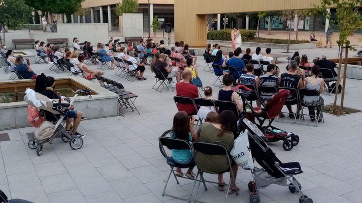 Más de 10.000 personas han disfrutado del programa cultural 'Verano en la calle' de Getafe