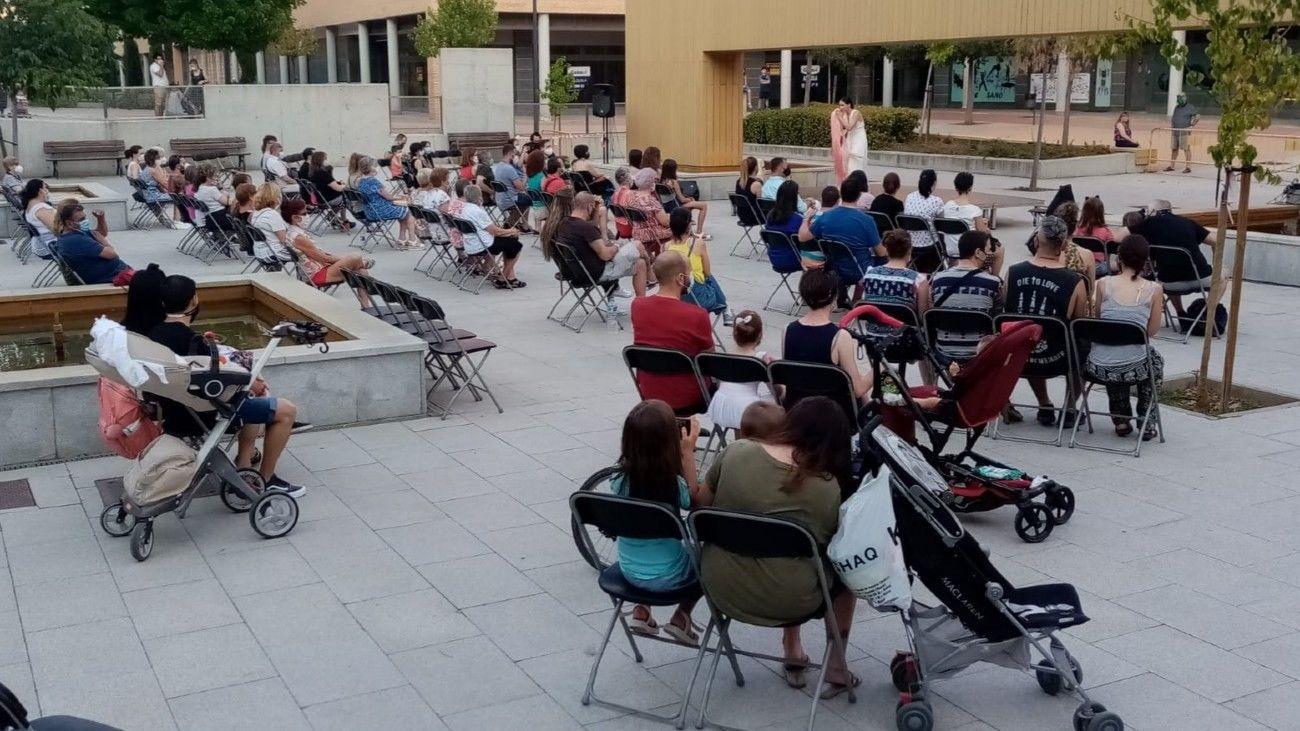 'Verano en la calle' de Getafe