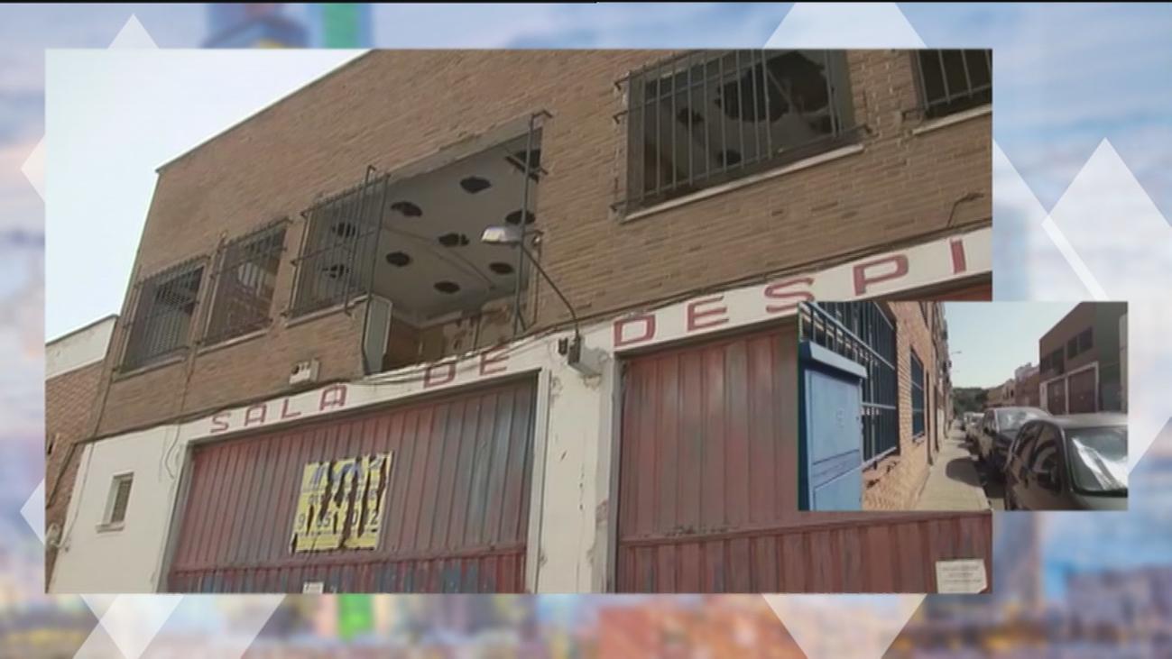 Unos 'okupas' desmantelan naves en Torrejón y provocan inseguridad y miedo a los trabajadores