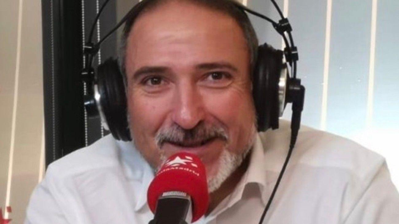 Alberto Sánch, presidente de la Federación Madrileña de Automovilismo