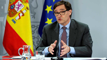 """Illa recuerda a Madrid que """"ningún organismo internacional"""" recomienda la cartilla Covid"""