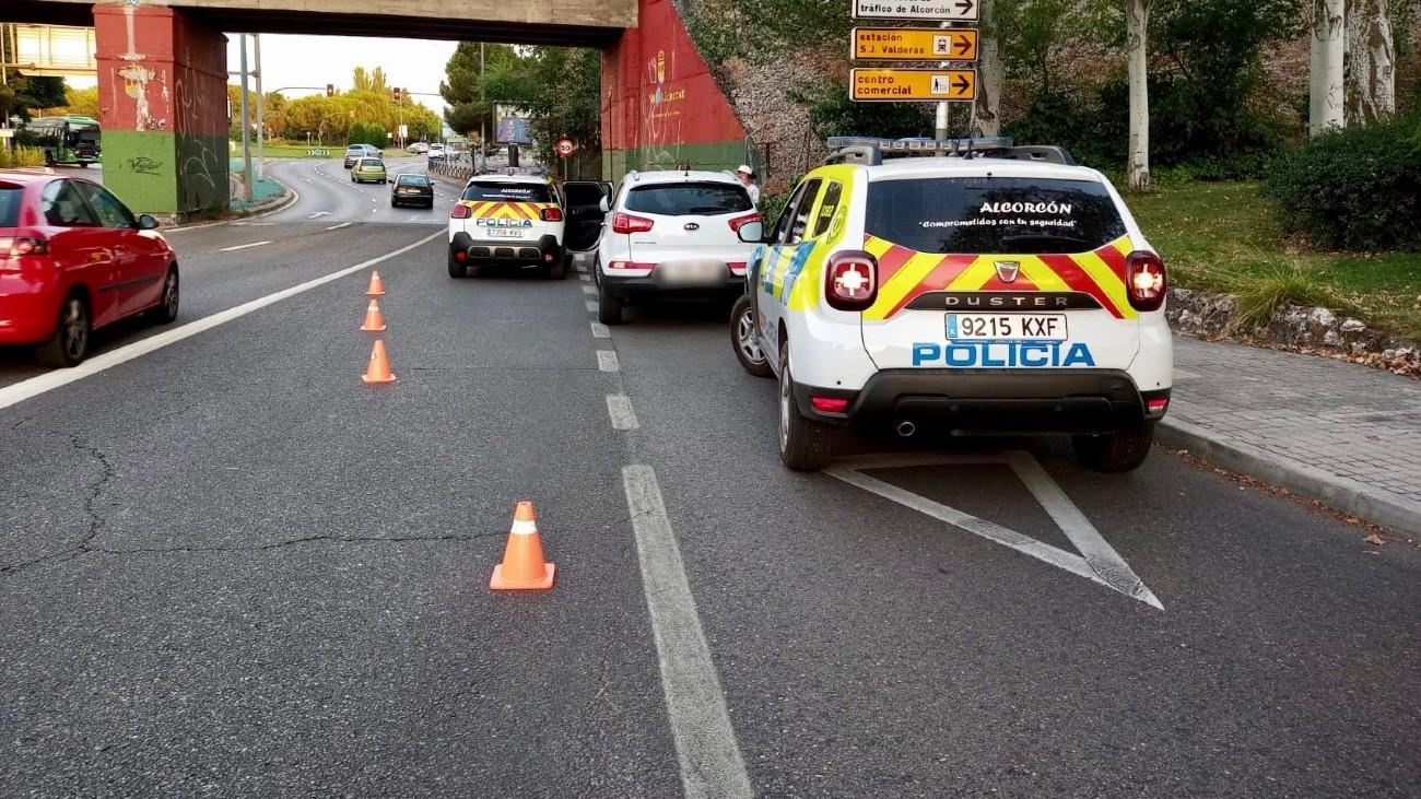 Control de alcoholemia en Alcorcón